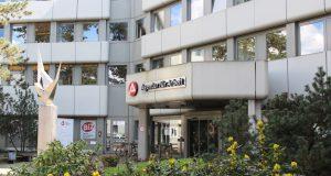 Das kommunale Jobcenter befindet sich in den Räumen der Agentur für Arbeit an der Kamper Straße in Ohligs. (Archivfoto: © Bastian Glumm)