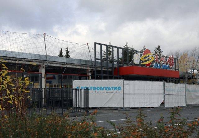 Im vergangenen Mai brannte das asiatische Restaurant an der Haaner Landstraße ab, wann es wieder eröffnen kann, ist noch offen. (Foto: © Das SolingenMagazin)