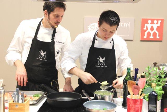 In Solingen sind noch 238 Ausbildungsstellen unbesetzt. Die Gewerkschaft Nahrung-Genuss-Gaststätten hofft auf Bewerber im Bereich Essen und Trinken. (Symbolfoto: © Bastian Glumm)