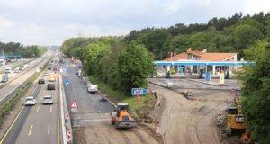 An der Autobahn A3 wird die Tank- und Rastanlage Ohligser Heide Ost bis voraussichtlich Samstag, 25. Mai, zu großen Teilen gesperrt bleiben. (Foto: © Bastian Glumm)