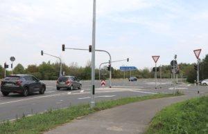 """Insgesamt dauerten die Arbeiten an der """"Polnischen Mütze"""" und anschließend an den Autobahnrampen rund drei Jahre, investiert wurden gut zehn Millionen Euro. (Foto: © Bastian Glumm)"""