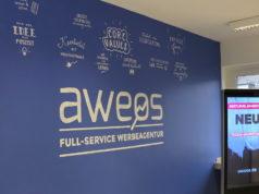 Die Solinger Full-Service Werbeagentur AWEOS hat ihre Geschäftsräume an der Kölner Straße 115-119. (Foto: © Bastian Glumm)