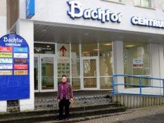 Centermanagerin Fidan Boberg freut sich, dass sie immer mehrere leere Flächen im Bachtor Centrum vermieten kann. Mitte Februar gibt es in der Einkaufspassage eine Valentinswoche. (Foto: © Bastian Glumm)