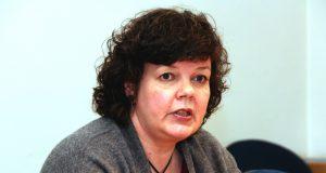 Barbara Matthies ist Geschäftsführerin des Städtischen Klinikums Solingen. (Foto: © Bastian Glumm)