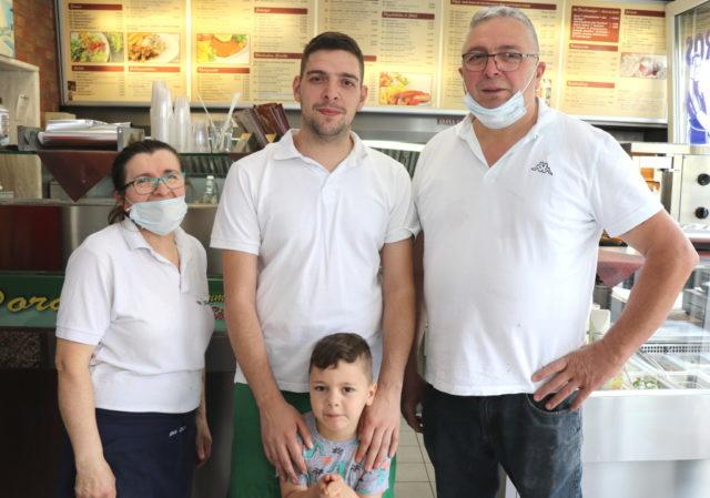 Die ganze Familie kümmert sich um den Betrieb