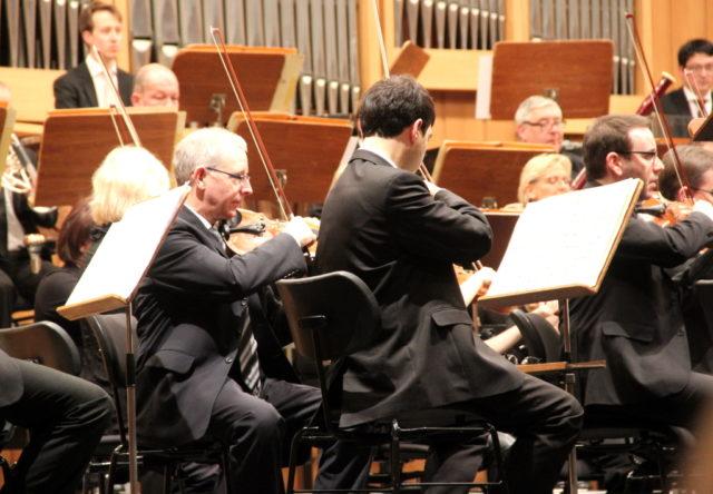 Die Bergischen Symphoniker sind das gemeinsame Orchester der Städte Solingen und Remscheid. (Archivfoto: © Bastian Glumm)
