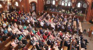 Zu 47 Gottesdiensten laden die zehn Evangelischen Kirchengemeinden in Solingen in diesem Jahr am Heiligen Abend ein. (Archivfoto: © Bastian Glumm)