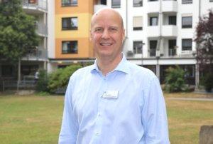 Matthias Ruf ist Vorstandsvorsitzender des Diakonischen Werks Bethanien in Aufderhöhe. (Foto: © Bastian Glumm)