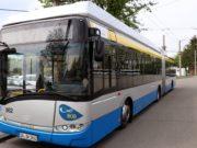 Aufgrund des nächsten Warnstreiks werden die Busse der Verkehrsbetriebe am Dienstag den Betriebshof nicht verlassen. (Symbolfoto: © Bastian Glumm)