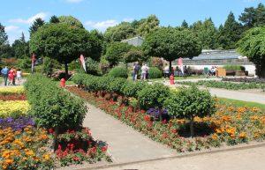 Mit dem traditionellen Ostereiersuchen startet der Botanische Garten am Ostersonntag in die neue Saison. (Archivfoto: © B. Glumm)