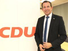 Carsten Becker (51) ist Kandidat der Solinger CDU für die Oberbürgermeister-Wahl am 13. September. (Foto: © Bastian Glumm)