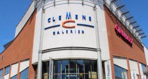 Wie geht es mit den ehemaligen Clemens-Galerien weiter? Nachdem das ehemalige Einkaufscenter verkauft wurde, war jetzt der neue Projektentwickler zu Besuch im Rathaus. (Archivfoto: B. Glumm)