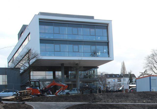 Die Firma Coecentric hat ihren Sitz in Ohligs an der Hochstraße. (Archivfoto: © Bastian Glumm)