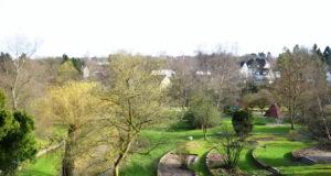 "Der Coppelpark ist Solingens ""grüne Lunge der Stadt"". (Archivfoto: © Martina Hörle)"