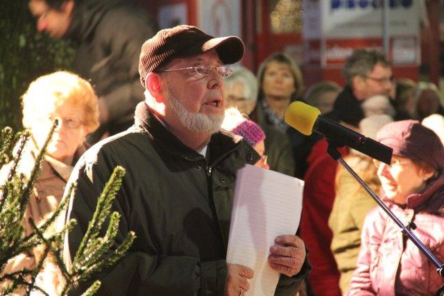 Lothar Jockisch, 50 Jahre lang Vorsitzender des Solinger Erzgebirgsvereins und Mit-Initiator der Städtepartnerschaft Solingen-Aue, ist im Alter von 82 Jahren verstorben. (Archivfoto: © Bastian Glumm)