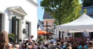 Die Evangelische Kirche in Solingen steht vor drastischen Veränderungen. Gemeinsam mit den Gemeinden will man die Zukunft gestalten. (Archivfoto: © Bastian Glumm)