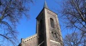 Die Evangelische Stadtkirche in Ohligs an der Wittenbergstraße. (Foto: © Bastian Glumm)