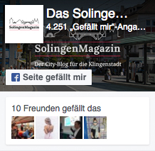 Facebook SolingenMagazin title=