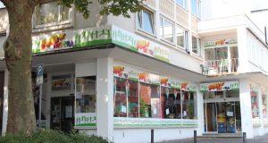 Der Felix Kids-Club an seinem neuen Standort am Breidbacher Tor Ecke Goerdelerstraße in Mitte. (Foto: © B. Glumm)