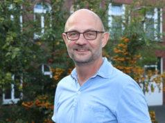 Frank Balkenhol ist Geschäftsführer der Wirtschaftsförderung in Solingen. (Foto: © Bastian Glumm)