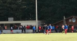 Unschöne Szenen spielten sich am Mittwoch auf dem Sportplatz an der Höher Heide ab: Dort kam es nach einer Schlägerei zu einem Spielabbruch in der Fußball-Kreisliga C. (Foto: privat)