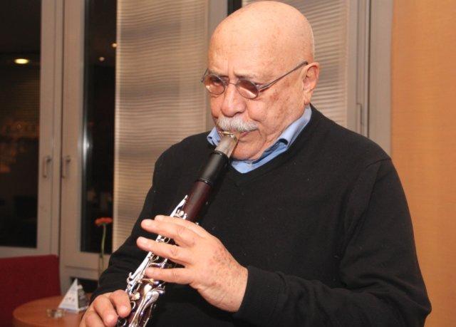 Ein Mann und seine Klarinette. Giora Feidman, der