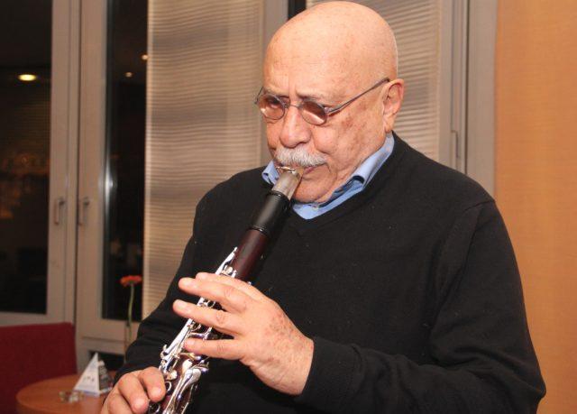 Ein Mann und seine Klarinette. Gioa Feidman, der