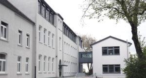 """Die Grundschule Bogenstraße ist jetzt eine """"Smart School"""". (Foto: © Bastian Glumm)"""