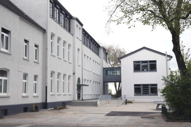 Die Grundschule Bogenstraße ist jetzt eine