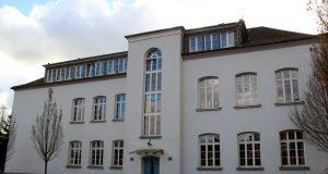 Die Grundschule Klauberg. (Archivfoto: © Bastian Glumm)