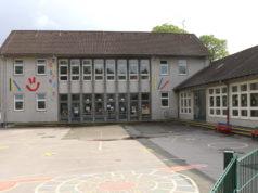 Die Grundschule Südstraße in Ohligs. (Foto: © Bastian Glumm)