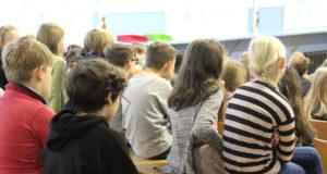 Für Viertklässler beginnt ab dem 7. Mai wieder der Präsenzunterricht in den Solinger Grundschulen, das hat das NRW-Schulministerium heute mitgeteilt. (Archivfoto: © Bastian Glumm)