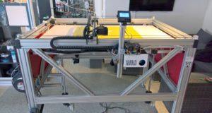 Das 3D-Netzwerk der Solinger Wirtschaftsförderung wird sich auf der HANNOVER MESSE unter anderem mit einem Großraum-Drucker der Firma SIDL präsentieren. (Foto: © 3D-Netzwerk)
