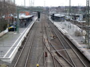 Der Solinger Hauptbahnhof in Ohligs. (Archivfoto: © Bastian Glumm)
