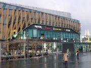 Das Einkaufszentrum Hofgarten im Herzen der Solinger Innenstadt. (Archivfoto: © Bastian Glumm)