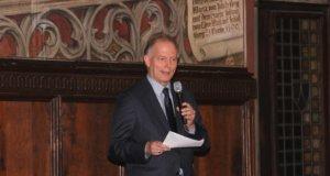 Michael Wenge ist Hauptgeschäftsführer der Bergischen Industrie- und Handelskammer Wuppertal-Solingen-Remscheid. (Archivfoto: © Bastian Glumm)