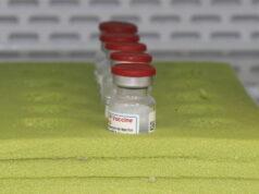 Impfstoff gegen das Coronavirus. (Foto: © Bastian Glumm)