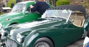 Am 6. Mai findet im Solinger Industriemuseum zum dritten Mal ein Oldtimertreffen statt. Zu sehen sind Fahrzeuge bis zum Baujahr 1986. (Archivfoto: © Martina Hörle)