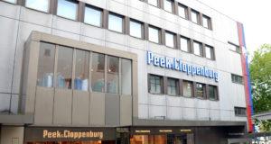 Das Modehaus Peek & Cloppenburg in der Solinger Innenstadt wird Ende des Jahres seine Pforten schließen. (Foto: © Martina Hörle)