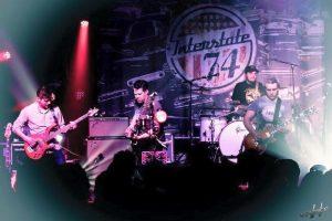 Die belgische Gruppe Interstate 74 präsentiert am Samstag im Schaaf ihr Debütalbum. (Foto: Peter Haesen)