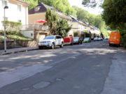 Ab kommenden Montag erhält die Ittertalstraße zwischen Lindersberg und Haus Nummer 65 eine neue Straßendecke. (Foto: © Bastian Glumm)