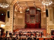 Fast hätte das Jugendsinfonieorchester der Musikschule Solingen am Wochenende den Landestitel von 2016 verteidigt und landete knapp auf Platz zwei. Beim Preisträgerkonzert in der Historischen Stadthalle Wuppertal. (Foto: © Birgit Walter)