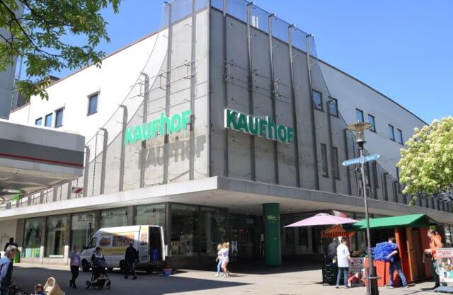 Neue Hiobsbotschaft für die Solinger City: Der Kaufhof gibt seine Filiale an der Hauptstraße auf und wird den Standort Ende März 2019 schließen. (Foto: © Martina Hörle)