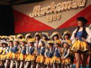 Die KG Muckemau ist eine der ältesten Karnevalsgesellschaften Solingens. Vor kurzem feierte man das 116-jährige Bestehen. (Archivfoto: © Bastian Glumm)
