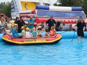 Am Samstag wird im Südpark garantiert keine Langeweile aufkommen, wenn die Feuerwehr zum Kinder-Feuerwehrfest einlädt. (Archivfoto: © Bastian Glumm)