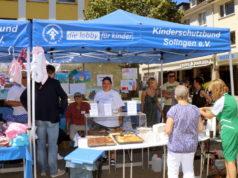 Der Kinderschutzbund in Solingen feierte im vergangenen Jahr sein 40-jähriges Bestehen. (Archivfoto: © Bastian Glumm)