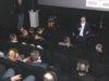 Oberbürgermeister Tim Kurzbach stellte am Freitag im Lumen-Kino gemeinsam mit dem Stadtmarketing den neuen Imagefilm der Klingenstadt vor. (Foto: © Bastian Glumm)