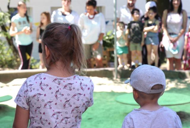 Die Stadt Solingen verzichtet für den Monat Mai auf Elternbeiträge für Kitas, Kindertagespflege, OGS oder andere Betreuungsangebote. (Archivfoto: © Bastian Glumm)