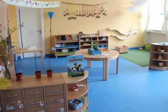 Coronavirus: Kitas und Schulen sind derzeit auch in Solingen geschlossen. (Archivfoto: © Bastian Glumm)