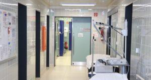 Die Zentrale Notfallambulanz (ZNA) im Klinikum Solingen. (Archivfoto: © Bastian Glumm)